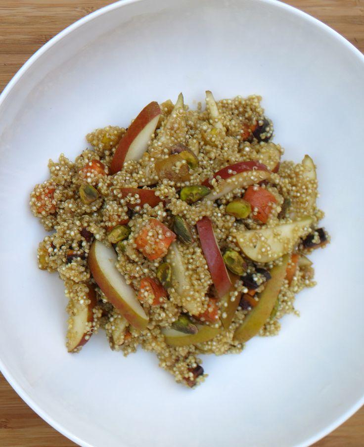 ... endive salad pear fect season usa pears spring greens pacanes pin 2