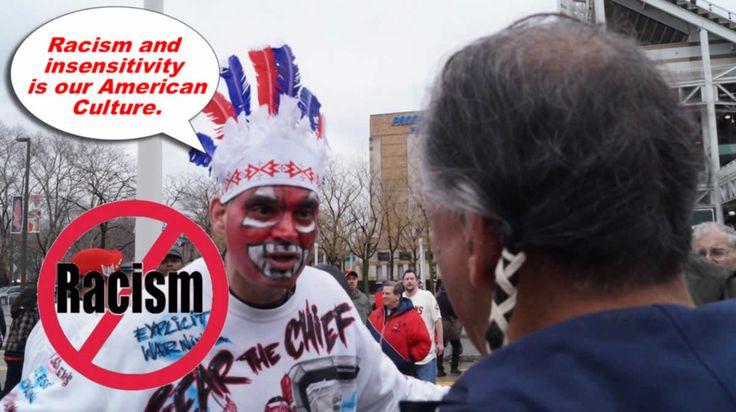 Get rid of Racism in Sports @ Ya-Native.com