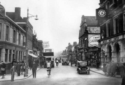 GillinghamHighStreet1951