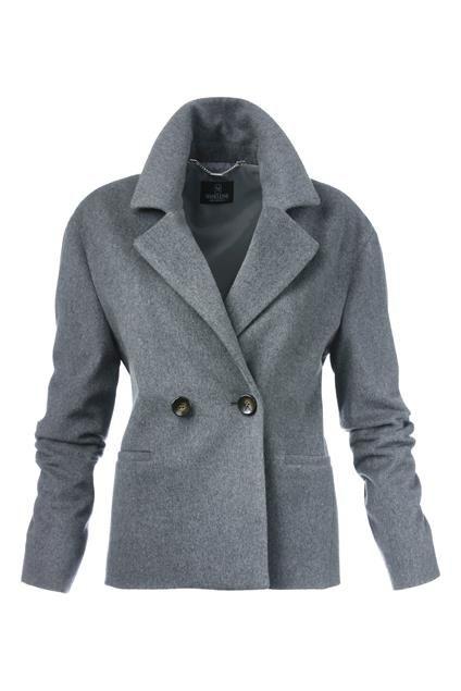 Cabanjacke in kurzer Boxy-Form. (MADELEINE) | Куртки | marqs.com