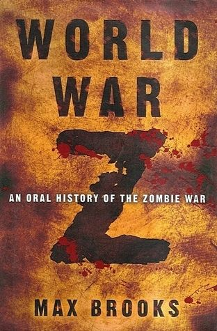 World War Z by Max Brooks http://www.bookscrolling.com/scariest-books-time/