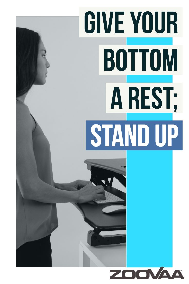 Terrific Adjustable Height Standing Desk Riser W Anti Fatigue Download Free Architecture Designs Sospemadebymaigaardcom
