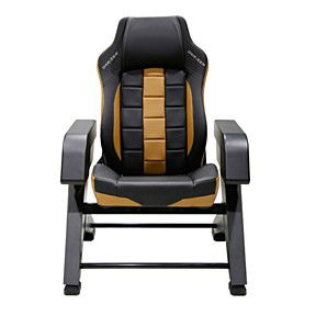 DXRacer CA120NC TV Lounge Chair eSports Chair Video Game Gaming Chair-Brown by Newedge on Opensky