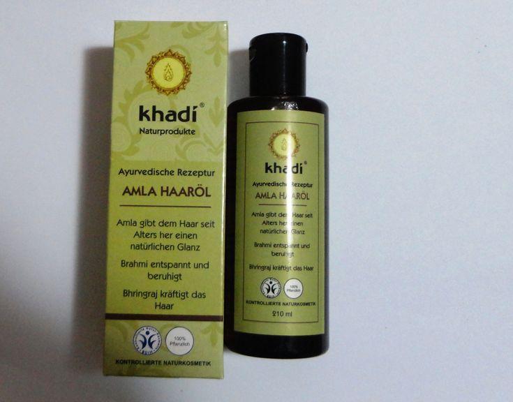 Olio di Amla - Khadì - per capelli perfetti!