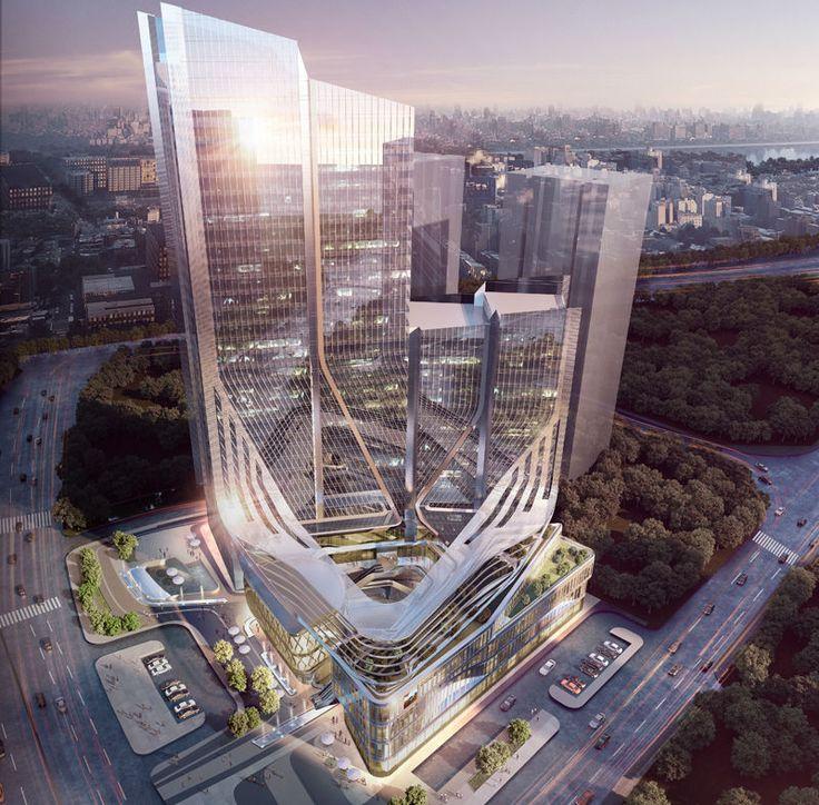 New Destination Lifestyle Centre for Kunming | Woods Bagot
