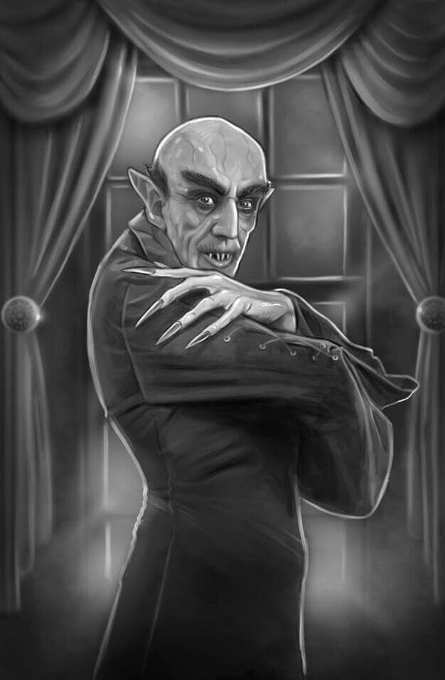 Graf Orlok - NOSFERATU | Monster Mash: Movie Monsters in ...