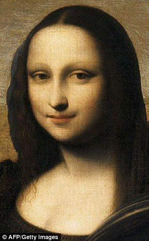 The first Mona Lisa? Experts say Leonardo DID paint early version of iconic masterpiece after months of test.