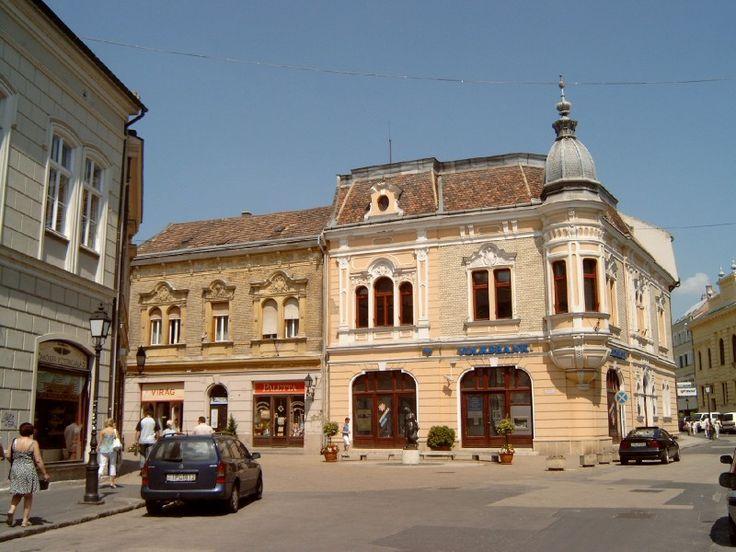 Kossuth utca, Székesfehérvár, Hungary