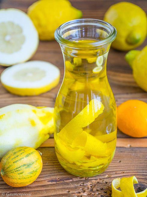 Zitronenöl - Gaumenpoesie                                                                                                                                                                                 Mehr