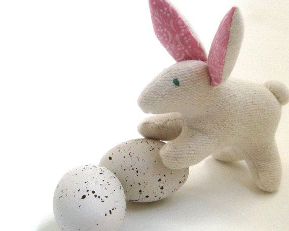 The 17 best images about easter gifts for kids etsy faves and rabbit stuffed animal organic toy white bunny soft plush stuffie modern kids easter gift negle Choice Image
