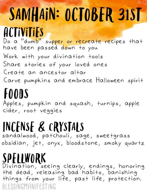 #samhain #wicca #pagan