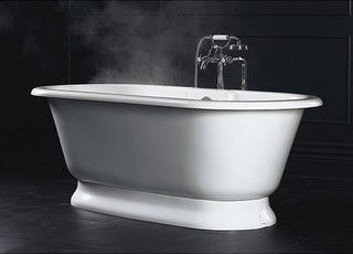 York Bathtub by Victoria and Albert - traditional - bathtubs - by Modern Bathroom