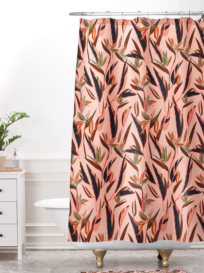 Deny Designs Anthology Of Pattern Elle Bird Paradise Bath Set 2 PC