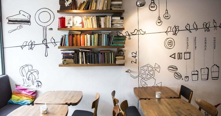 A Café Panini egy hangulatos kávézó, amit főleg annak köszönhet, hogy egy bauhaus épületben kapott helyet, ahol helyben készült paninik, finom kávék, kiváló minőségű...