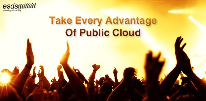 Advantages of Adopting Public Cloud  Let's take a look how Public clouds are gaining grounds in every leaps and bound. Read more here!