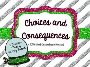 choices and consequences that people face You can't escape consequences you know it, and these famous people had something to say about it  50 quotes on consequences  he was the best choice i could make at that time.