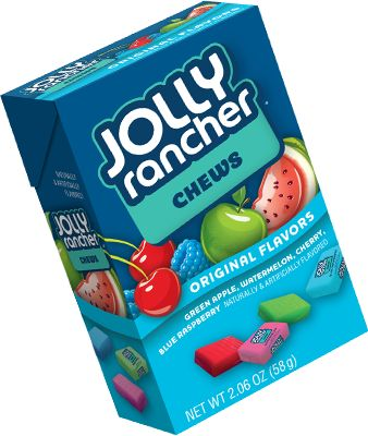Get all the bold JOLLY RANCHER taste with none of the crunch. Love them!!