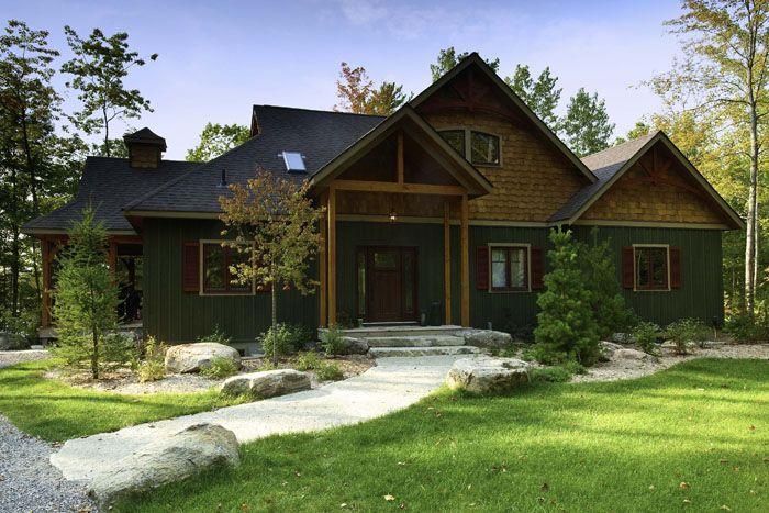cedar siding house plans