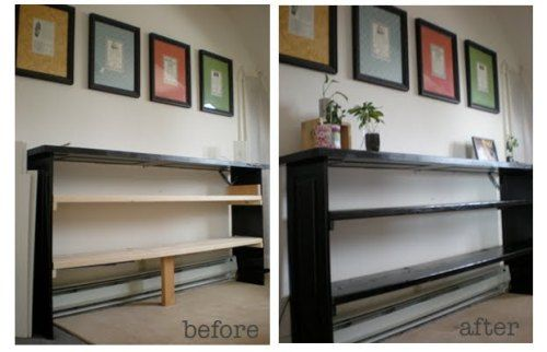 How to Arrange Furniture Around Baseboard Heaters