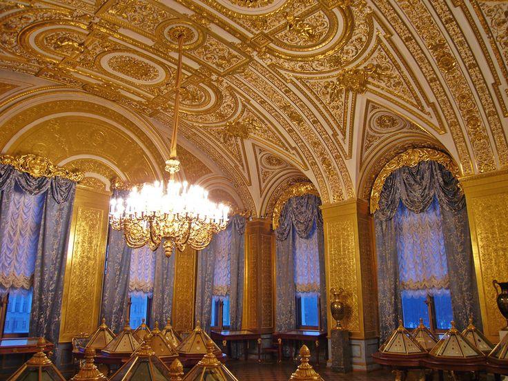 Золотая гостиная. Эрмитаж