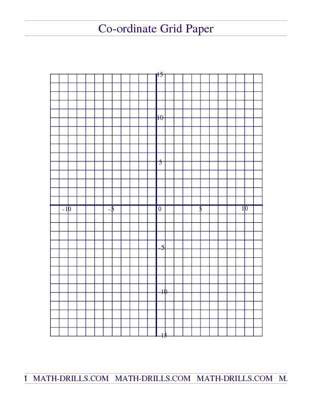 9 best Mathematics coordinates images on Pinterest Teaching math - free printable grid paper for math