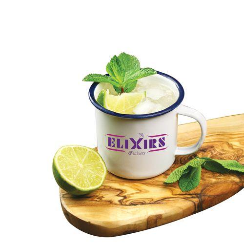 Promotional Enamel Mugs | Custom Branded Mugs | Navillus Print