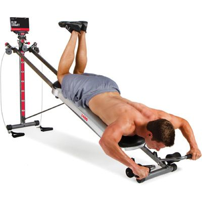 Best Home Gym - Total Gym 1400 Home Gym