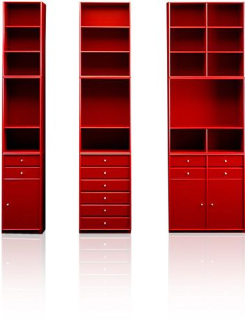 Montana - Products - Product Overview - Montana shelving units