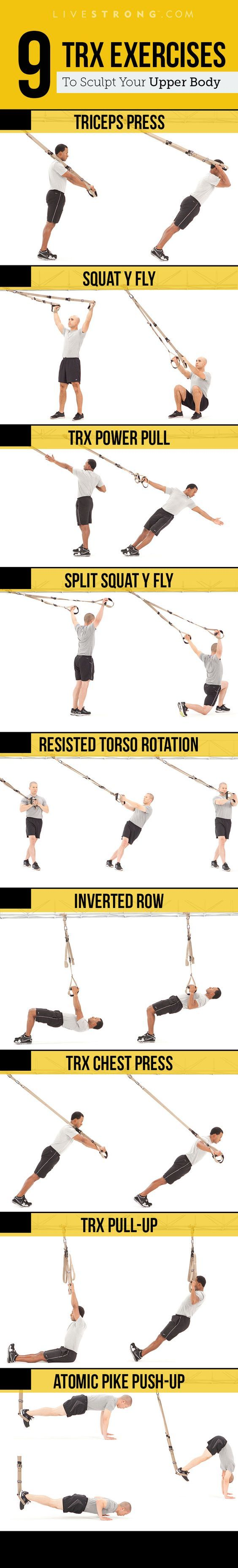LiHao Schlingentrainer Suspensiontrainer TRX Functional Training Fitness - http://www.amazon.de/dp/B00RLH0M6C
