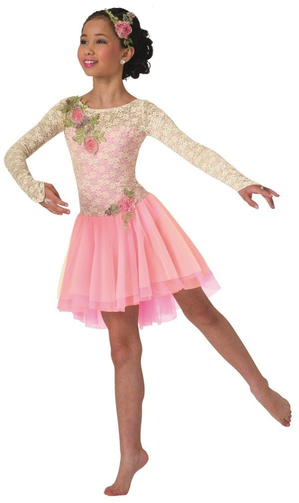 Costume Gallery: Ballet Girls Costume Details