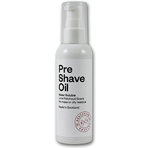 From 11.00 Executive Shaving 100 Ml Water Soluble Pre Shave Oil