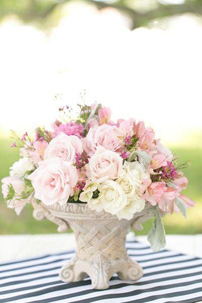 flores en color rosa pastel :)
