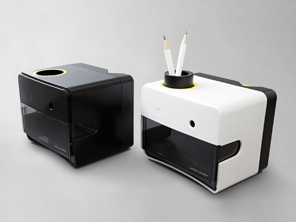 CUBEE | Electronic Pencil Sharpener on Behance