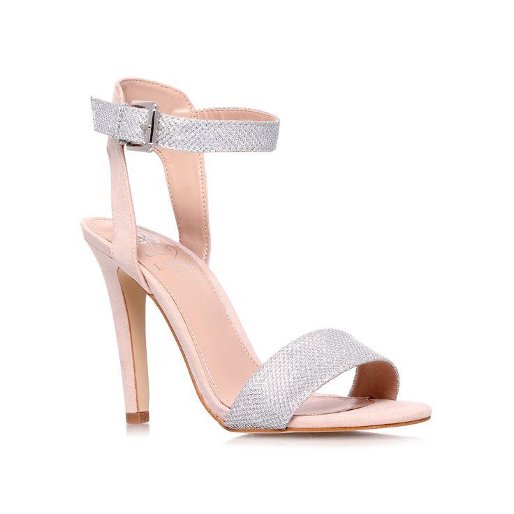 claudia, gold shoe by lipsy - women shoes