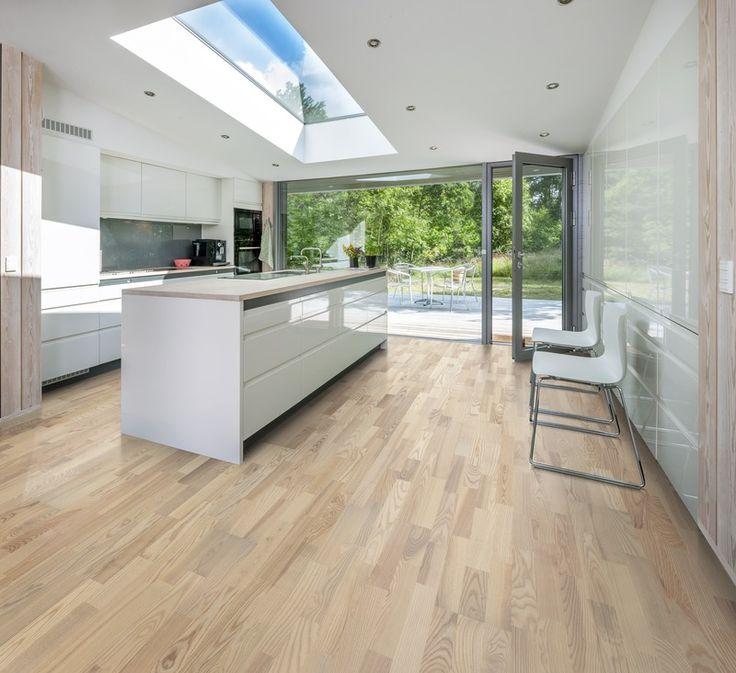 29 best Kahrs Wood Flooring images on Pinterest Wood flooring - parkett in der küche