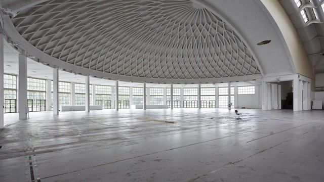 Nervi + Sottsas_Complesso fieristico esposizioni_ Torino