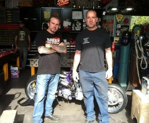 2012 Chopper Live Build-Off | Paul Teutul Jr. Fansite | Paul Jr Designs | American Chopper