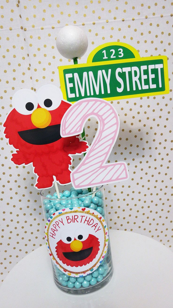 Best 25+ Elmo centerpieces ideas that you will like on Pinterest ...