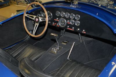 The rarity of the 1966 Shelby Cobra 427 Super Snake -- this is the only original in existence -- helped drive its auction price up to $5.5 m...