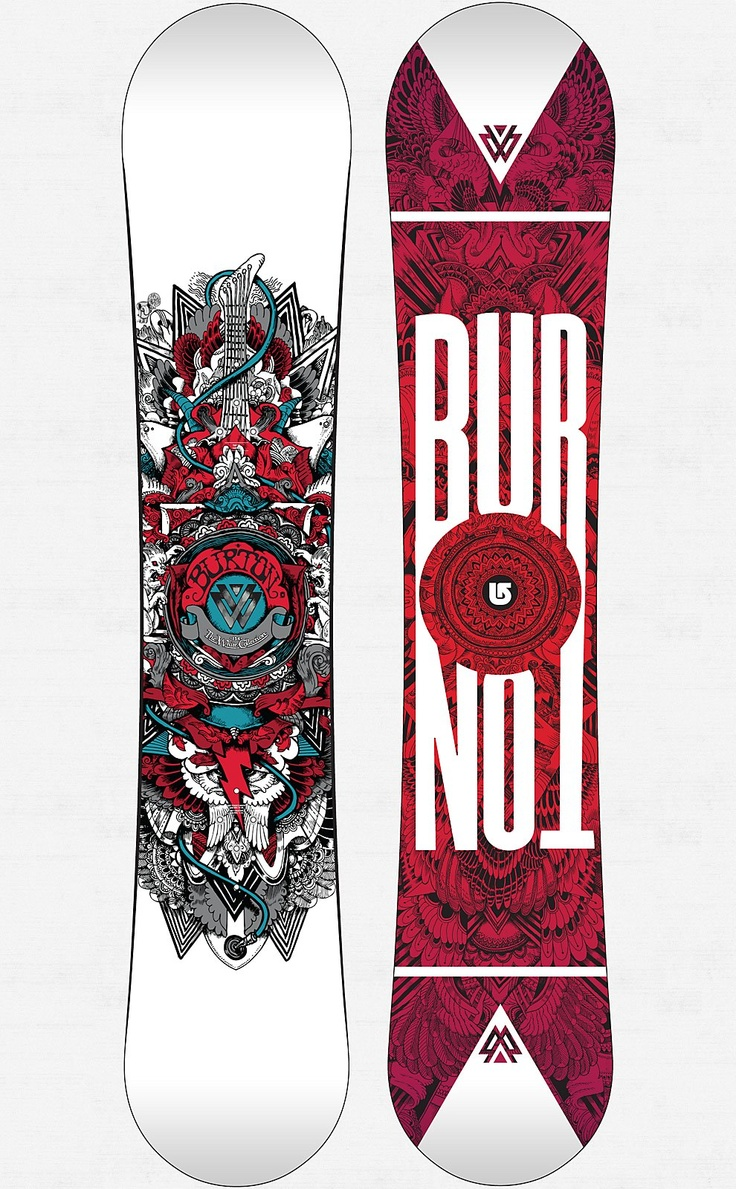 Standard Snowboard | Burton Snowboards #burton #snowboard
