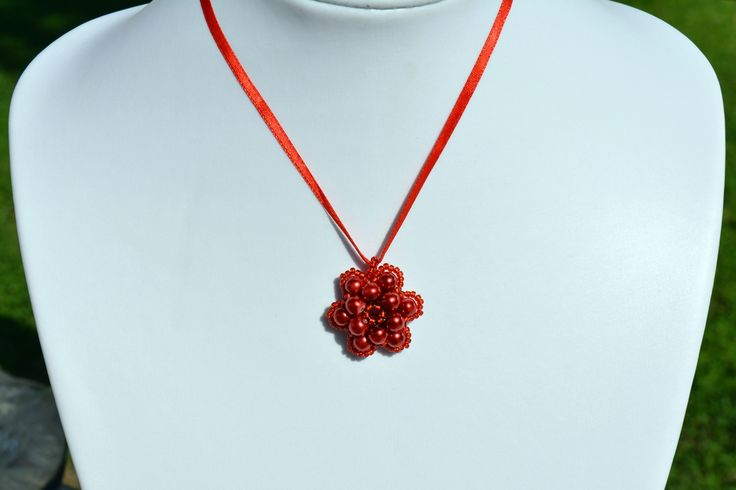LUXURY GORGEOUS-RED STYLE PENDANT