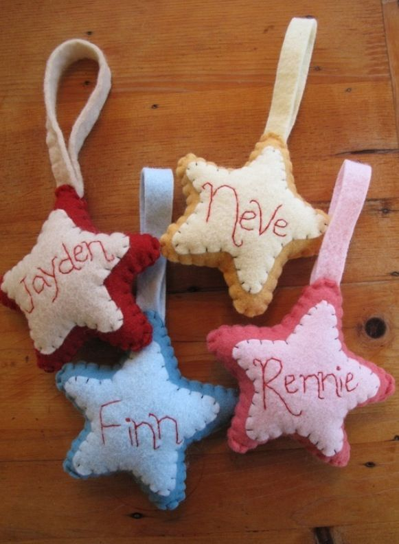 Super cute! Love this idea! Maybe a family set?