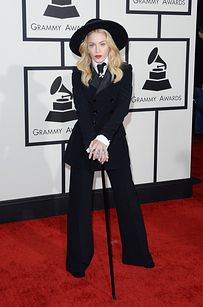 Kane from Poltergeist | 8 People Madonna Looked Like At The Grammys