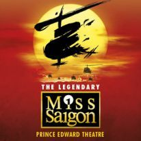 Theatre tickets from Mission Impossible. Miss Saigon is currently shown at the Prince Edward Theatre. Please check our website for availability, discounts and add-ons.  If you do not find availability, please call our specialist team in sourcing sold-out tickets.