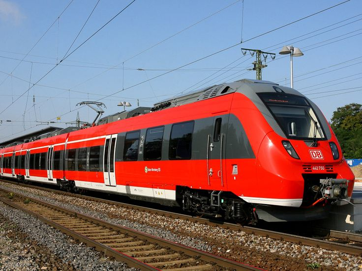DB Regio Nürnberg S-Bahn