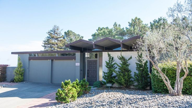 747 best images about mid century modern on pinterest for Eichler homes for sale bay area