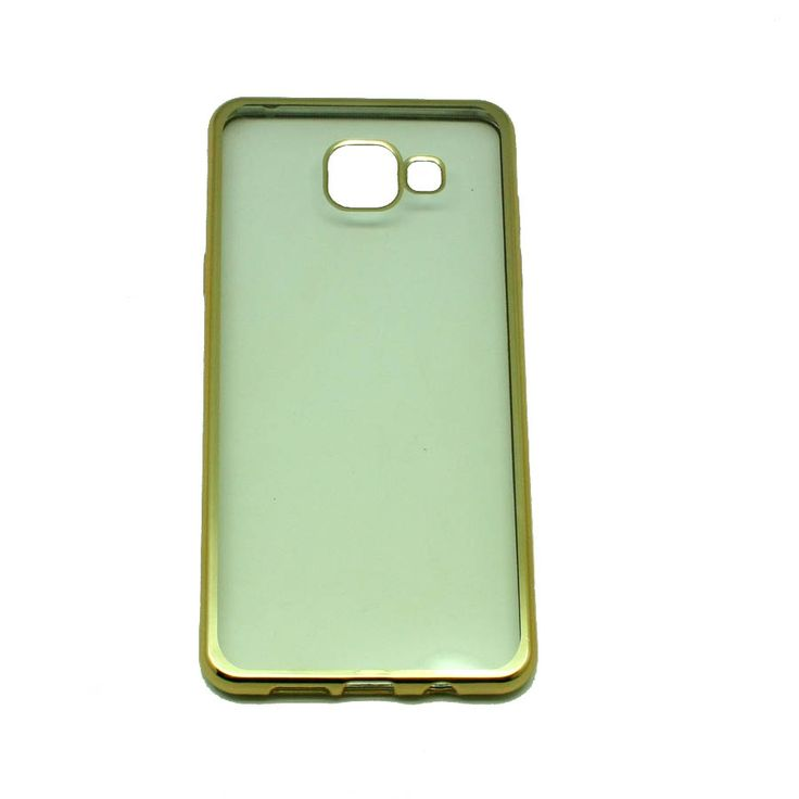 ΘΗΚΗ SAMSUNG GALAXY A5 2016 A510 METAL BACK CASE ΧΡΥΣΟ
