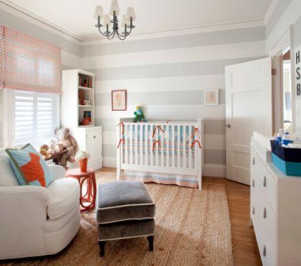 10 Baby Boy Nursery Inspiration