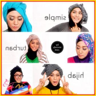 Tutorial Hijab Segi Empat Jadi Turban Modern   Jilbab memiliki banyak variasi model, salah satunya yaitu turban. Jilbab model turban merupakan pilihan yang tepat bagi anda yang tomboy namun ingin kesan yang feminim. Jilbab ini cenderung simple dan praktis, cocok bagi anak muda. Turban merupakan penutup kepala yang digunakan di jazirah arab, dan merupakan simbol dari Islam....  Selengkapnya: http://arenawanita.com/tutorial-hijab-segi-empat-jadi-turban-modern/