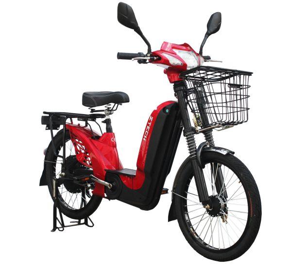 Bicicleta electrica tip scuter ZT-01 NEW.  Atentie! Acesta este un model nou, scos pe piata exclusiv pentru anul 2015. Tehnologie noua, faruri si stopuri economice de tip LED. Model foarte puternic si nu necesita permis. http://www.bimax.ro/biciclete-electrice/scutere-electrice/bicicleta-electrica-zt01